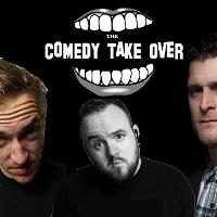 THE COMEDY TAKEOVER PRESENTS: RUSSELL HICKS + SUPPORT...