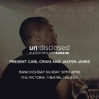 Undisclosed & Micron with Carl Craig and Jasper James