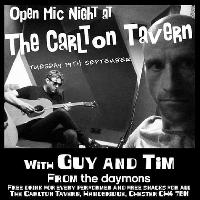 Open Mic - Guy and Tim from the Daymons