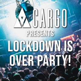 lockdown is over party!
