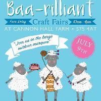 Baa-Rilliant Craft Fair At Cannon Hall Farm