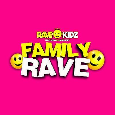 Rave Kidz - Xmas Party - Sheffield