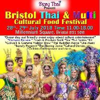 Bristol Thai & Multi Cultural Food Festival 2018