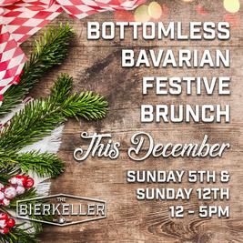 Bottomless Bavarian Festive Brunch