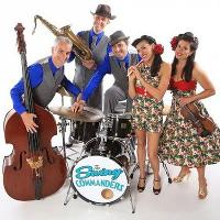 The Swing Commanders play live for Sunday Lunch
