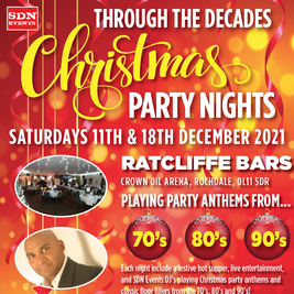 Christmas Party Night 2 - Through The Decades