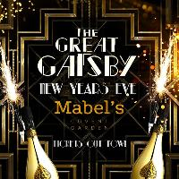 The Great Gatsby New Years Eve London