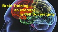 Brain training - an exercise in self sovereignty