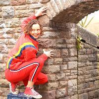 CAMDEN FRINGE: Becky Brunning - Action AntiHero (Work In Progres