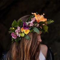 Workshop: Summer Flower Crowns