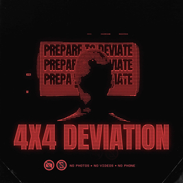4x4 Deviation presents REGAIN with/ YANT