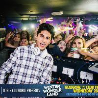 dance energy u18's - neon club tour with DJ Erfone (dundee)