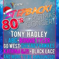 Stepback – The 80's Christmas Concert