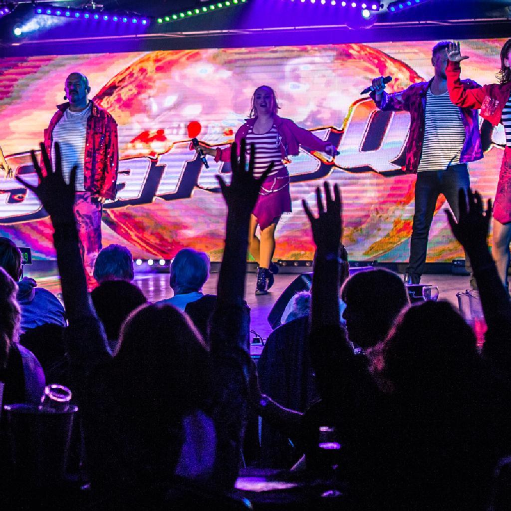 Venue: The Vegas Variety Show | Viva Blackpool Blackpool | Sat 21st September  2019