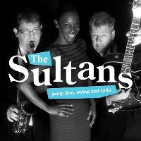 Jive, Swing, Latin & Rockabilly ... The Sultans @ The Tamar Inn, Calstock