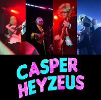 Casper Heyzeus, Pulp Fiction, Weekend Debt @ Box Glasgow