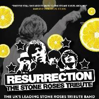 Resurection (stone roses tribute)plus The Stonebridge DJ Crew