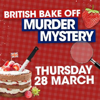 Murder Mystery At The Bake Off