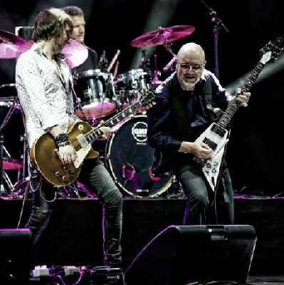 Wishbone Ash return to these shores with their iconic twin-guitar sound and a brand new album under their belt