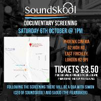 SoundSkool Documentary Screening
