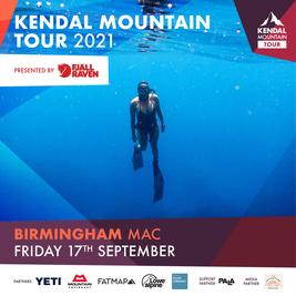 Kendal Mountain Tour- Birmingham