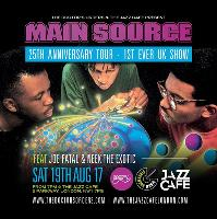 Main Source - 25th Anniversary Tour ? 1st Ever UK Show