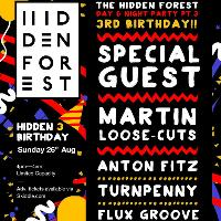 The Hidden Forest pt 3 - Hidden 3rd Birthday