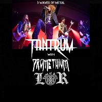 Tantrum with Promethium and Lords of Ruin
