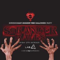GLAS Halloween - Stranger Raves