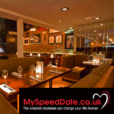 Local speed dating venues