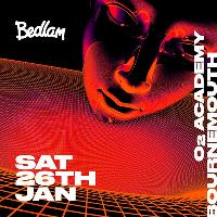 Bedlam presents Andy C, Noisia + more