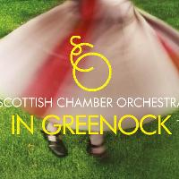 Scottish Chamber orchestra in Greenock