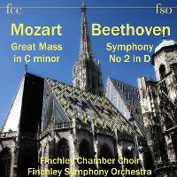 Mozart and Beethoven, choir and orchestra