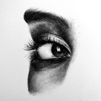 Art Workshop - 'Eyes and Emotion' - Charcoal Eye Studies