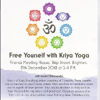 Free Yourself with Kriya Yoga