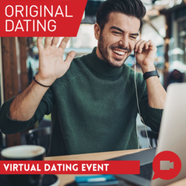 Virtual Speed Dating London. Ages 25-45.