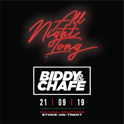 All Night Long: Opening party // Biddy & Chafe