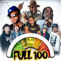 Full 100 2018: Tarrus Riley, Cham, Jahmiel, Mighty Crown & Rory
