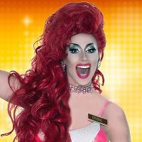 Comedy Drag Act Pat Divina De Campo as seen on TV!