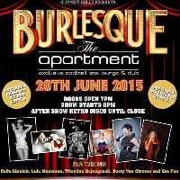 Slippery Belle presents Burlesque and Cabaret