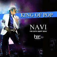 Navi King Of Pop - Michael Jackson Tribute Feat Jennifer Batten