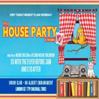 It's A House Party, YO! by 10B