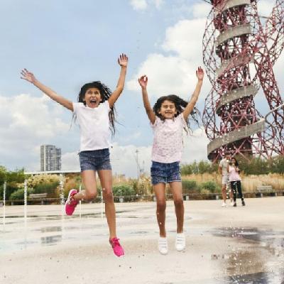 May Half-Term at Queen Elizabeth Olympic Park