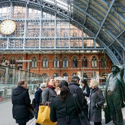 king s cross architectural walking tour tickets st pancras
