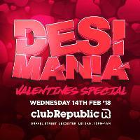 Desi Mania / Valentines Special - Club Republic
