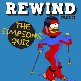 Rewind Simpsons Quiz