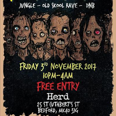 Presents fright night tickets herd bedford fri 3rd november 2017 blueprint presents fright night tickets malvernweather Gallery