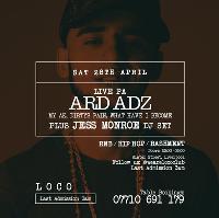 Ard Adz Live At Loco