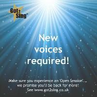 Got 2 Sing Choir Telford - Open Rehearsal