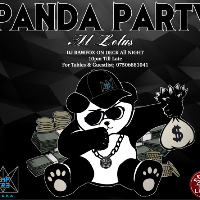 Sunday Panda Party @ lotus